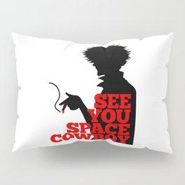 Cowboy Bebop Logo Pillow Sham