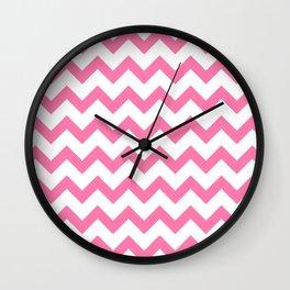 Waves of love Wall Clock