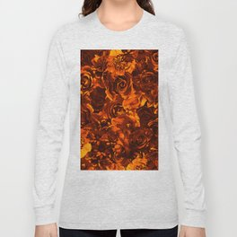 flowers 55 Long Sleeve T-shirt