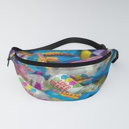 Colorful Candy Fanny Pack