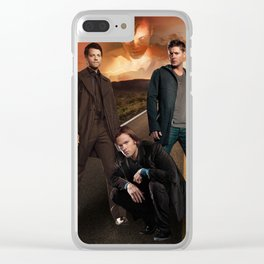 Team free will ft Jack Clear iPhone Case