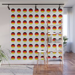 Flag of Germany 4 Wall Mural