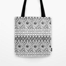 African Mud Cloth Tote Bag