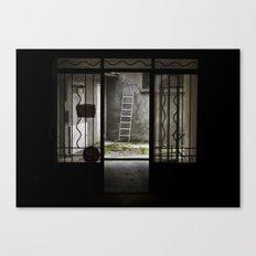 Escapism (III) Canvas Print