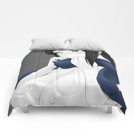 Naruto Hinata Hyuga Uzumaki VX Comforters