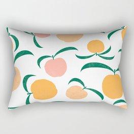 Peach Me Rectangular Pillow