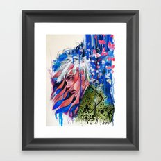 Willow Memories Framed Art Print