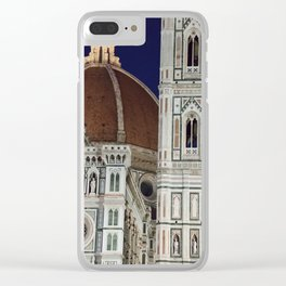 Duomo 2 Clear iPhone Case
