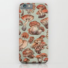 A Series of Mushrooms iPhone 6s Slim Case