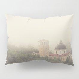 Fog Over The Shrine Pillow Sham