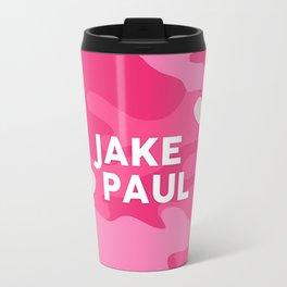 Jake Paul Pink Travel Mug