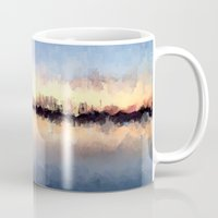 skyline Mugs featuring Skyline by kelly*n photography