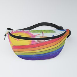 Shine after Raining Fanny Pack