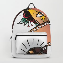 Traditional film role Backpack
