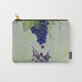 Metamorphosis - From Vine to Wine in the Finger Lakes Carry-All Pouch
