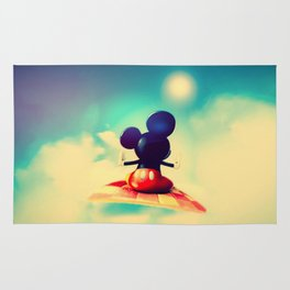 Cartoon Mouse Rug