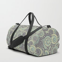 nagual. tribal seamless pattern Duffle Bag