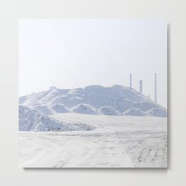 Tins Metal Print