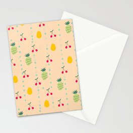 Fruity Spring Stationery Cards
