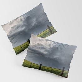 Harmony - Storm Cloud Over Southern Plains Pillow Sham
