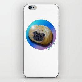 PUG DUMPLING iPhone Skin