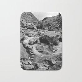 A stream in Snowdonia Bath Mat