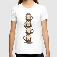 totem T-shirts featuring totem by Caramela