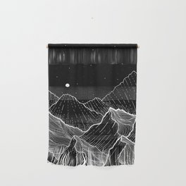 Sea mountains Wall Hanging