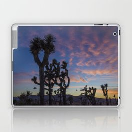 Sunset in Joshua Tree National Park Laptop & iPad Skin