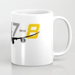 747-8 version  2.0 Coffee Mug