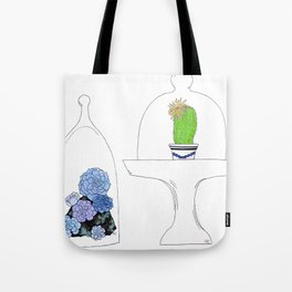 Bell Jar series (complete) Tote Bag