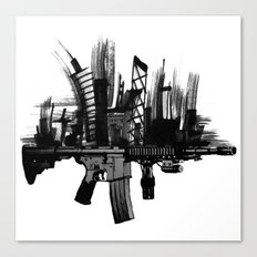 What's Your Ammo? Canvas Print