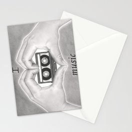 Love 02 Stationery Cards