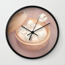 Xiaolongbao Wall Clock