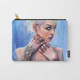 THE MIRROR OF REASON Carry-All Pouch