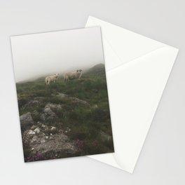 Highland Sheep Stationery Cards