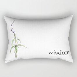 SAGE - WISDOM Rectangular Pillow