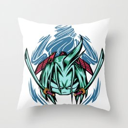 SPIRIT of AMIDAMARU Throw Pillow