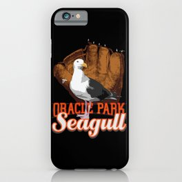 San Francisco Seagull iPhone Case