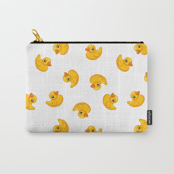 Rubber duck toy Carry-All Pouch