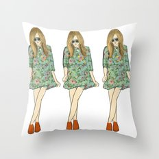 May Fourth Throw Pillow