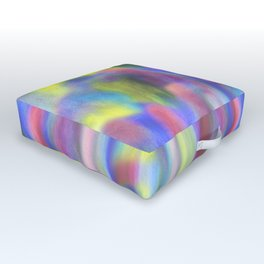 The Light Workers Outdoor Floor Cushion