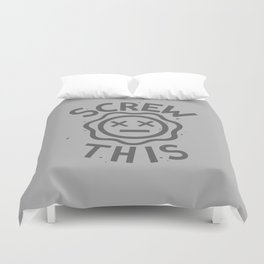 TH/S & THAT Duvet Cover