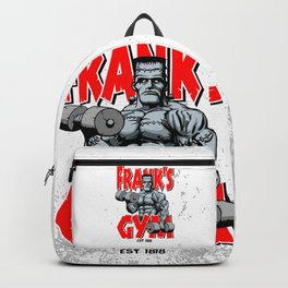 Frank's Gym Backpack