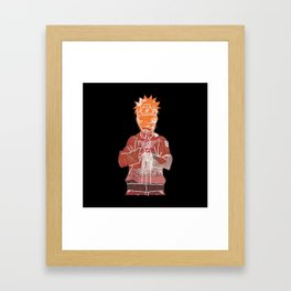 naruto Framed Art Print