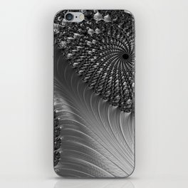 Grey Scale iPhone Skin