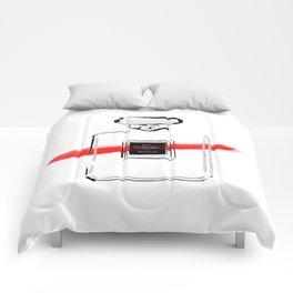 Red Perfume Comforters