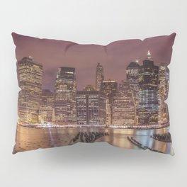 NEW YORK CITY Nightly Impressions Pillow Sham