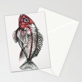Acadian Redfish Stationery Cards