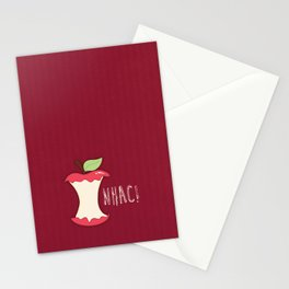 A apple a day... Stationery Cards
